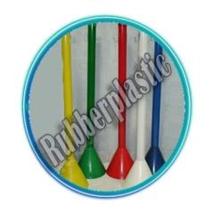 Sinalização: pedestais, correntes coletes, entre outros produtos de silnalização