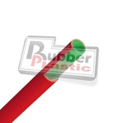 Mangueira HPR epdm não condutiva vermelha
