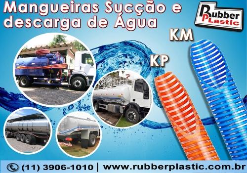 mangueira sucção e descarga de água para caminhão pipa